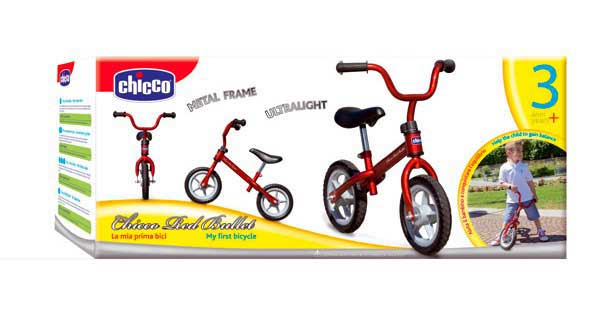 Mi Primera Bicicleta Chicco Su Primera Bicicleta: Juguetes Y Deportes Sevilla