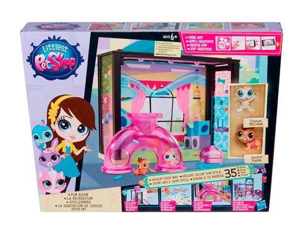Dise a a tu manera habitaci n pet shop juguetes y - Disena tu habitacion online ...