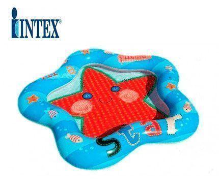 Piscina hinchable bebe estrella juguetes y deportes sevilla for Piscina pequena bebe